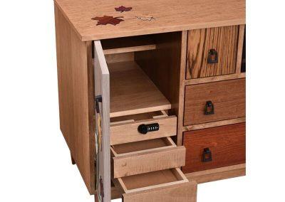 Iris Cabinet - Open