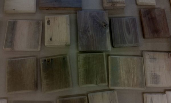 Reclaimed Wood Samples