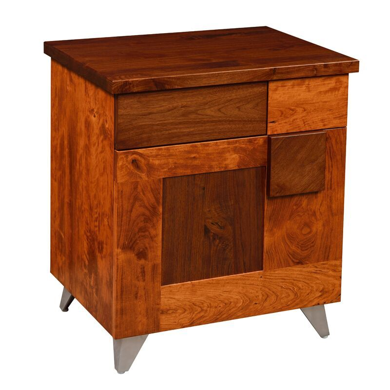Arial Fields Nightstand